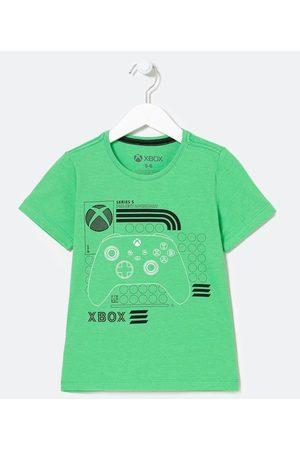 Xbox Camiseta Infantil Estampa Controle - Tam 5 a 14 anos | | | 5-6