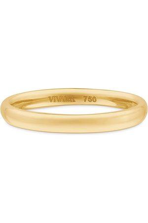 Vivara Anéis - Aliança de Casamento Ouro Amarelo (3 mm)