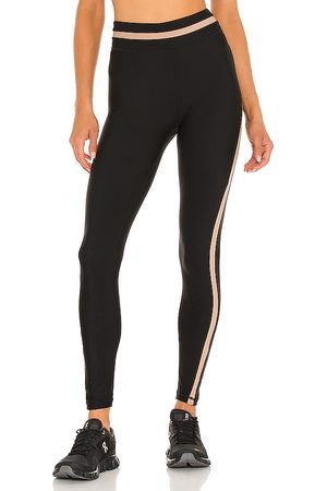 THE UPSIDE Play Colour Block Sandy Yoga Pant in . - size L (also in XS, S, M)