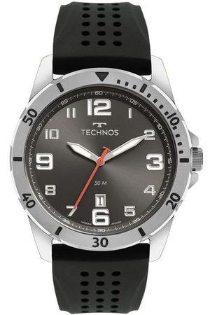 Technos Kit Relógio Masculino 2115MYM Analógico + Brinde | | | U