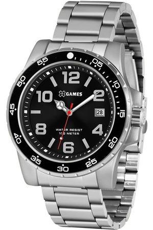 X Games Relógio Masculino XGames XMSS1046-P2SX Analógico | | | U