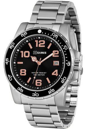 X Games Relógio Masculino XGames XMSS1046-PRSX Analógico | | | U