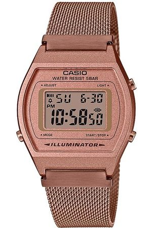 Casio Relógio Feminino B640WMR-5A Digital     Rose gold   U