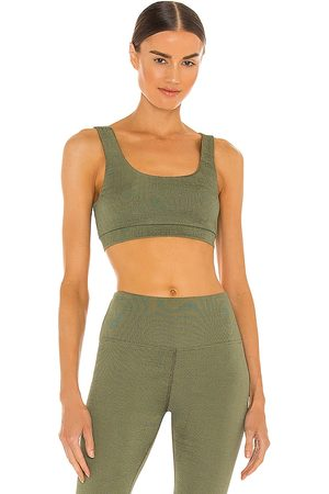 TWENTY MONTREAL Colorsphere Rib Sports Bra in . - size L (also in XS, S, M)