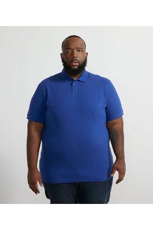Marfinno Homem Camisa Pólo - Polo Manga Curta Básica - Plus Size | | | EG III