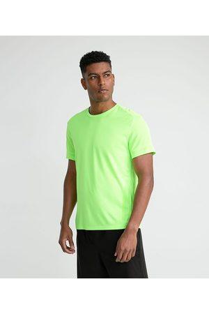 Get Over Camiseta Esportiva Manga Curta com Refletivo na Lateral e Recorte nas Costas       P