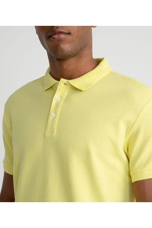 Marfinno Homem Camisa Pólo - Polo Manga Curta em Algodão com Elastano | | | EG I