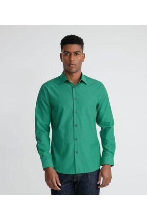 Marfinno Camisa Manga Longa com Estampa Xadrez Vichy | | | P
