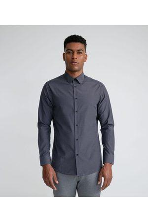 Preston Field Homem Camisa Manga Comprida - Camisa Social Manga Longa Estampa Xadrez Vichy | | | 05