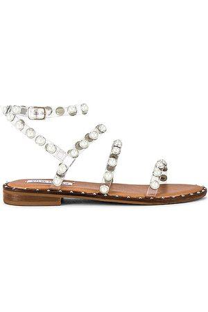 Steve Madden Sandálias - Travel-P Sandal in Tan. - size 10 (also in 6, 6.5, 7, 7.5, 8, 8.5, 9, 9.5)