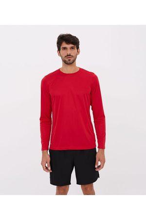 Get Over Homem Camisolas de Manga Curta - Camiseta Esportiva Manga Longa com Proteção UV       M