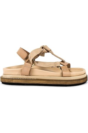 ALOHAS Tied Together Sandal in Nude. - size 35 (also in 36, 37, 38, 39, 40)
