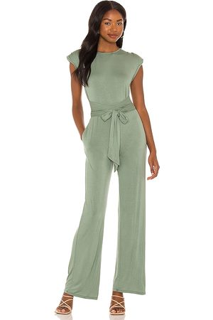 NBD Eloise Jumpsuit in Olive. - size L (also in XXS, XS, S, M, XL)