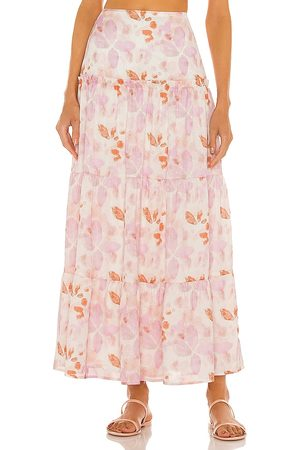 House of Harlow X Sofia Richie Tammy Skirt in Pink. - size L (also in M, S, XL, XS, XXS)
