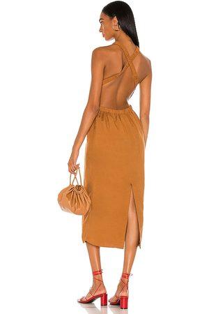 Bardot The Grecian Midi Dress in . - size L (also in M, S, XS)