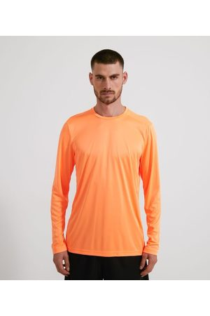 Get Over Homem Camisolas de Manga Curta - Camiseta Esportiva Manga Longa com Proteção UV       P