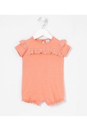 Teddy Boom (0 a 18 meses) Criança Macaquinho - Macaquinho Infantil com Textura e Babadinhos - Tam 0 a 18 meses | | | 0-3M