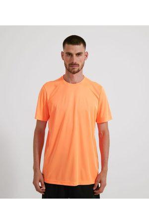 Get Over Homem Camisolas de Manga Curta - Camiseta Esportiva Basica com Proteção UV       P