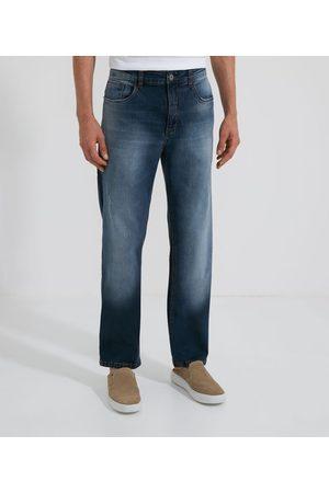 Marfinno Calca Jeans Reta com Puídos       46
