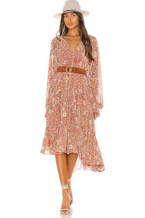 Free People Feeling Groovy Maxi Dress in . - size L (also in XS, S, M, XL)
