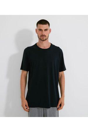 Viko Homem Camisolas de Manga Curta - Camiseta Manga Curta em Algodão sem Estampa | | | M