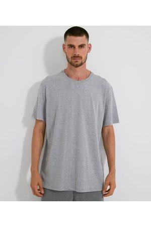Viko Homem Camisolas de Manga Curta - Camiseta Manga Curta em Algodão sem Estampa | | médio | GG