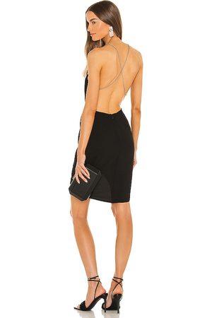 Michael Costello X REVOLE Casey Mini Dress in . - size L (also in M, S, XL, XS, XXS)