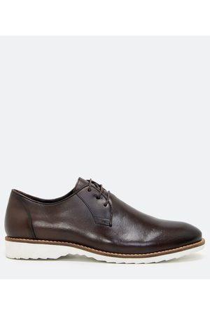 Viko Homem Calçado Casual - Sapato Casual em Couro com Sola Leve       43