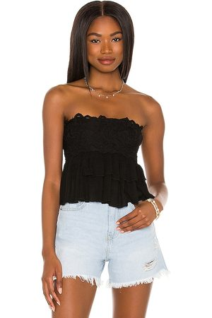 Free People Adella Corset Cami in . - size L (also in M, S, XS)