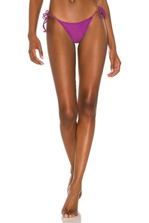 Tropic of C Praia Bikini Bottom in Purple. - size L (also in M, S, XS)