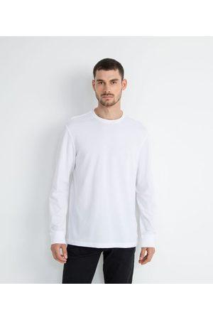 Marfinno Camiseta Manga Longa com Textura       P
