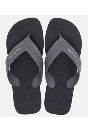 Havaianas Chinelo Hybrid Be GD | | escuro | 43/44