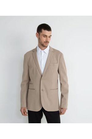 Preston Field Homem Blazer - Blazer sem Estampa e com Textura | | | M