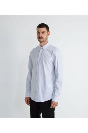 Preston Field Homem Camisa Formal - Camisa Social Classic Texturizada | | | 02