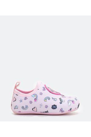Minnie Criança Sapatilhas - Sapatilha Infantil Neoprene Estampa Minnie Tam 20 ao 27       23