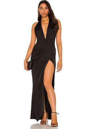 Nookie Stella Plunge Gown in . - size L (also in M, S, XS)