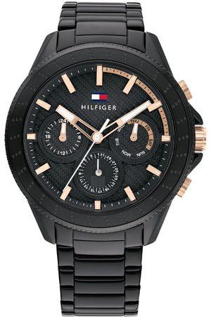 Vivara Homem Relógios - Relógio Tommy Hilfiger Masculino Aço Preto 1791858