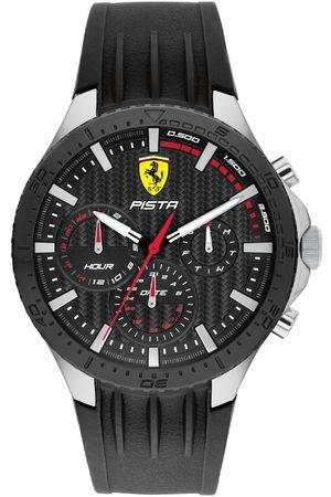 Vivara Relógio Scuderia Ferrari Masculino Borracha Preta 830853