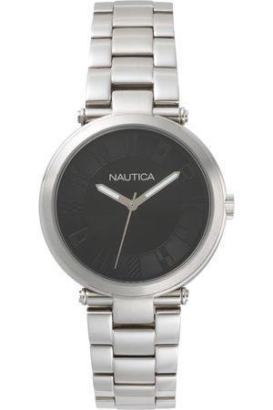 Vivara Mulher Relógios - Relógio Nautica Feminino Aço NAPFLS005