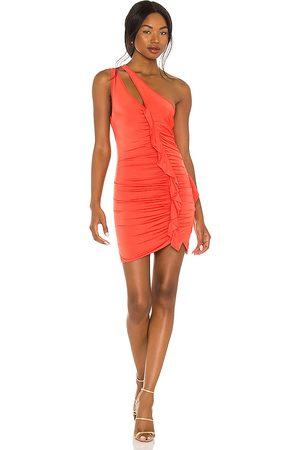 NBD Antoine Mini Dress in Red. - size L (also in M, S, XL, XS, XXS)
