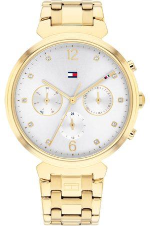 Vivara Mulher Relógios - Relógio Tommy Hilfiger Feminino Aço Dourado 1782344