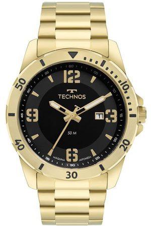 Technos Homem Pulseiras - Relógio Masculino com Pulseira em Aço e com Caixa em Aço 2115MYO1P | | | U