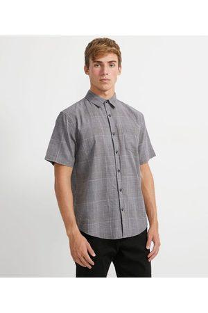 Ripping Homem Camisa Manga Curta - Camisa Manga Curta Xadrez       M
