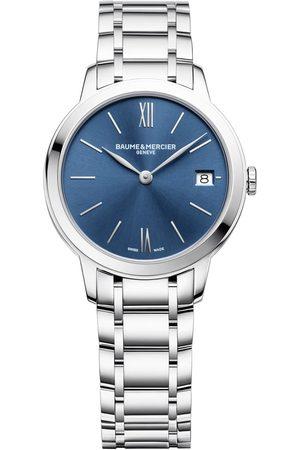 Vivara Mulher Relógios - Relógio Baume & Mercier Feminino Aço - M0A10477