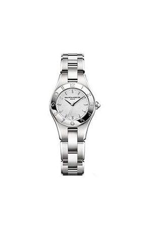 Vivara Mulher Relógios - Relógio Baume & Mercier Feminino Aço - M0A10009