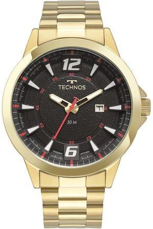 Technos Relógio Masculino com Pulseira em Aço e com Caixa em Aço 2117LDO1P | | | U