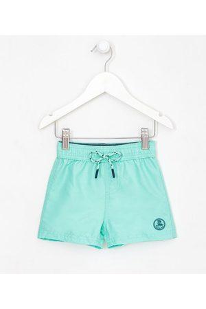 Póim (1 a 5 anos) Criança Bermuda - Bermuda de Banho Infantil com Etiqueta Redonda - Tam 1 a 4 anos | | | 04