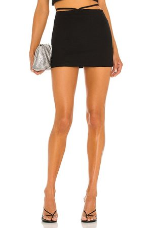 superdown Tamella Mini Skirt in . - size L (also in M, S, XL, XS, XXS)