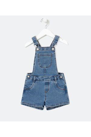 Póim (1 a 5 anos) Criança Jardineira - Jardineira Infantil em Jeans com Bolsos - Tam 1 a 5 anos | | | 05