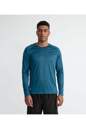 Get Over Homem Camisolas de Manga Curta - Camiseta Esportiva Manga Longa com Proteção UV       G